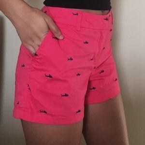 Pants - Preppy shorts